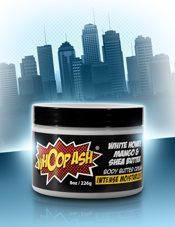 Whoop Ash product shot