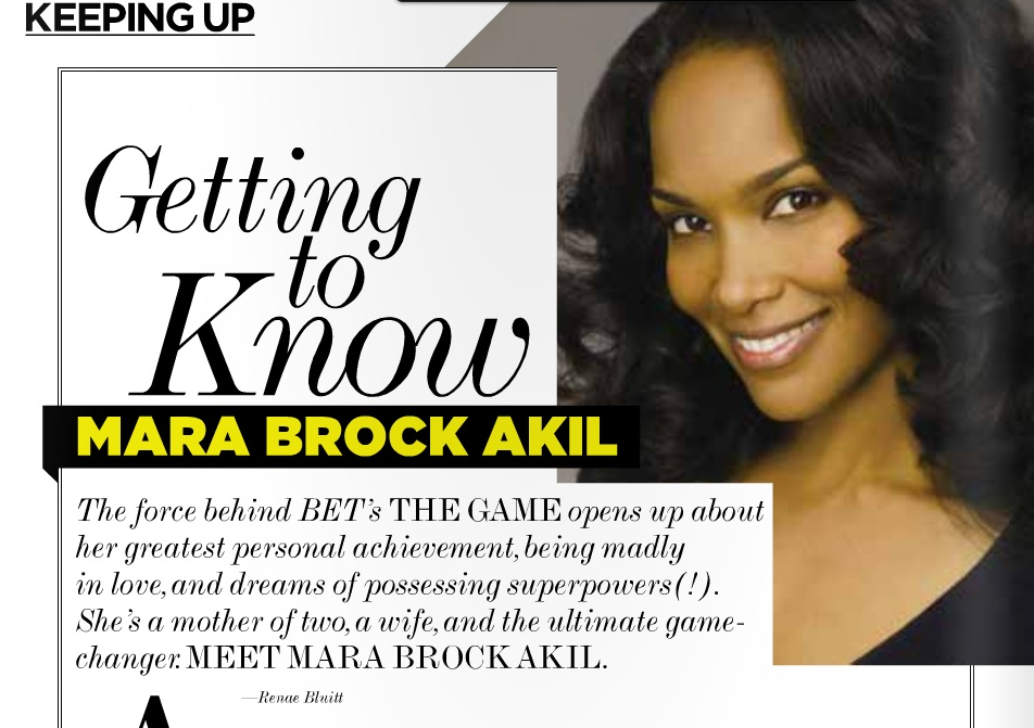 Jones Mara Brock Akil