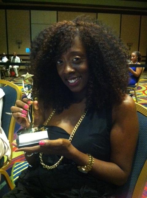 BWA Me and Award
