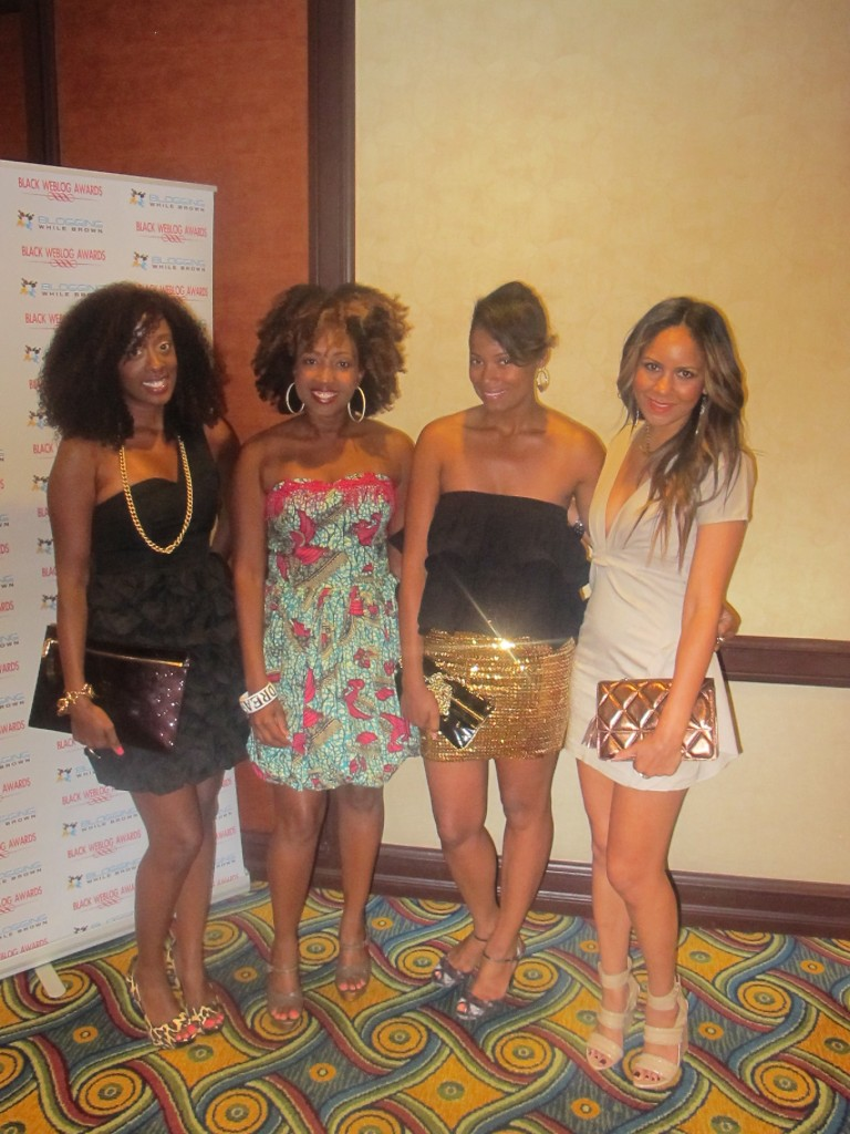 Blogging While Brown beauties