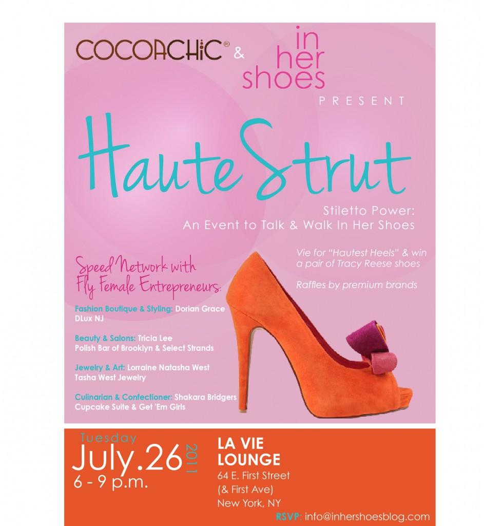 HAUTE STRUT Invite