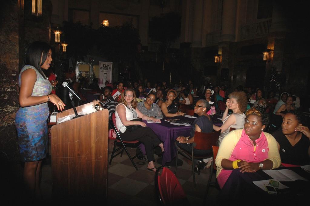 #7 Event Host Kela Walker Speaking