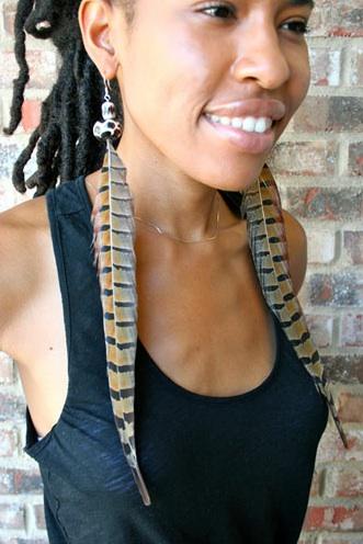 afya earrings