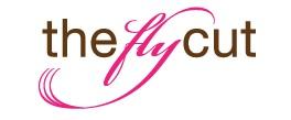 Tia the fly cut logo