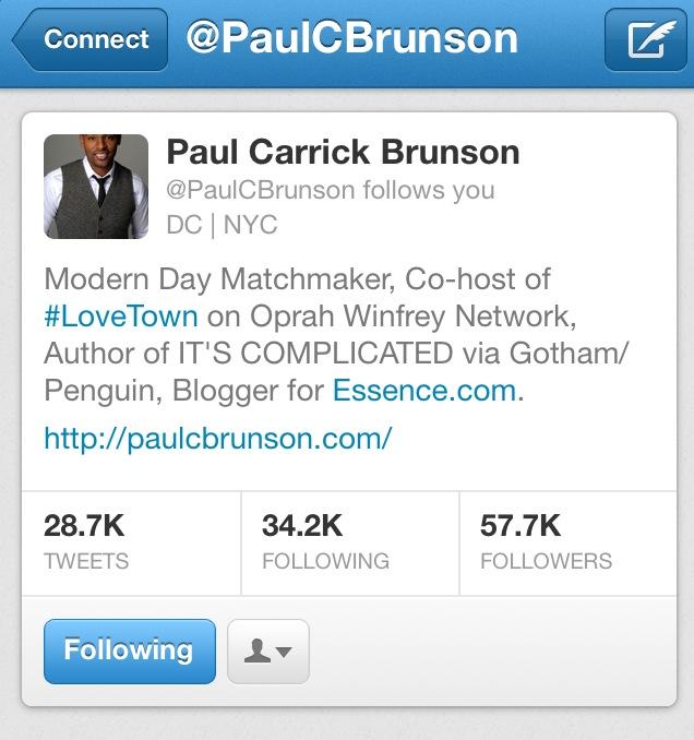 Paul Twitter