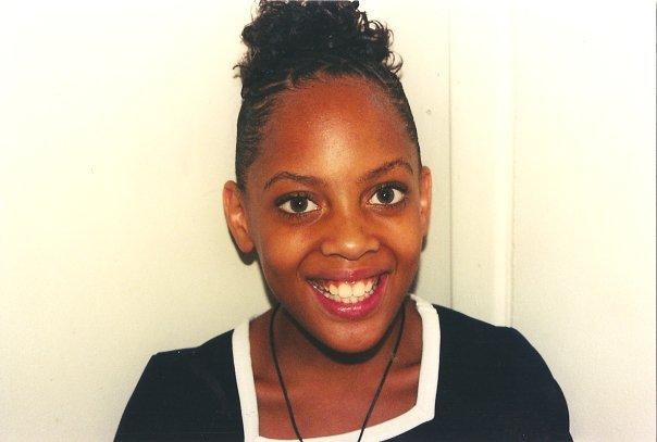 Jasmine young girl