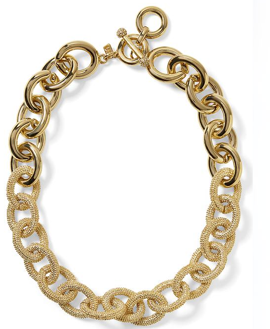 BR Glamour Link Necklace