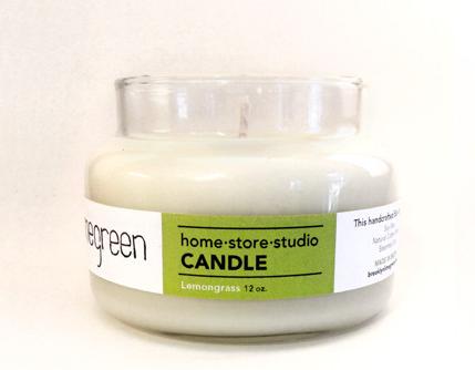 Limegreen Candle