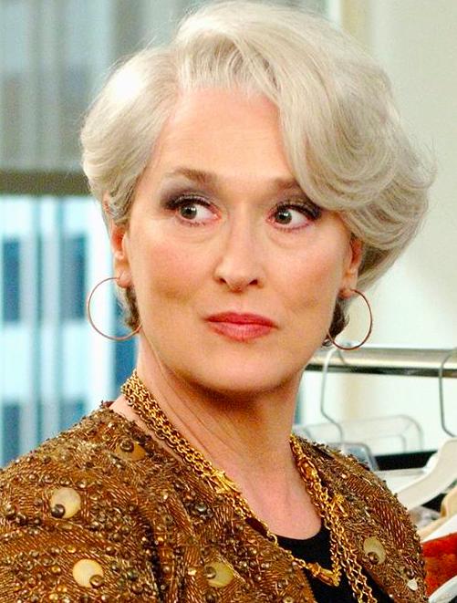 Cassandra Meryl Streep