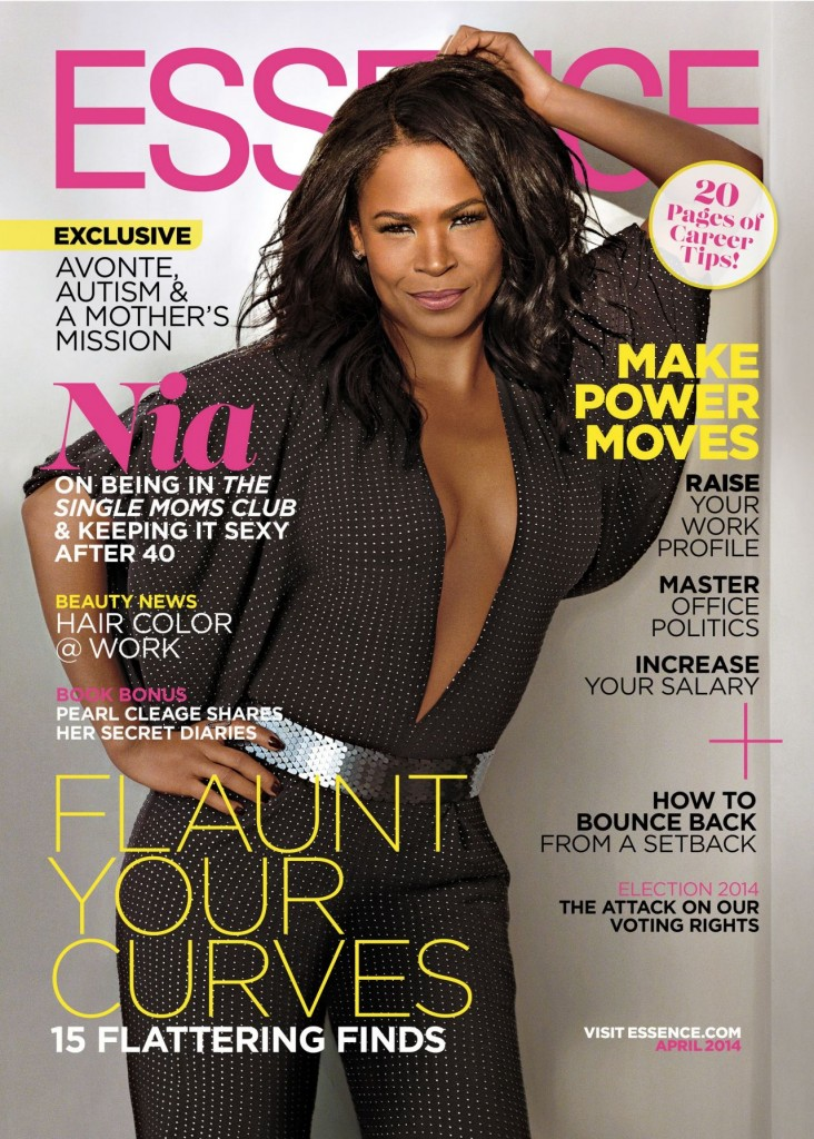 ESSENCE April Issue Cover