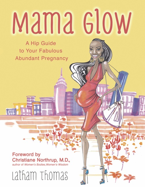 Mama Glow Official Book Cover