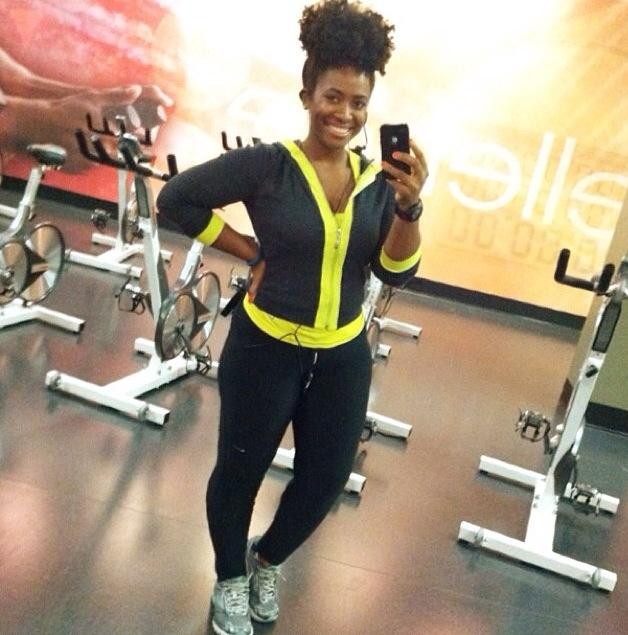 Nicole fitness