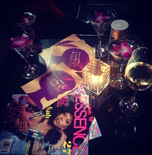 ESSENCE event table