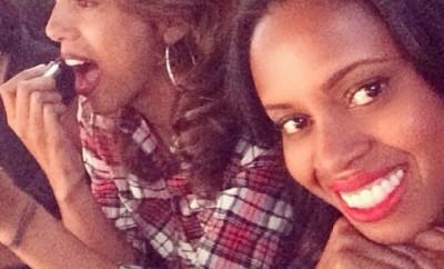 Tricia and Tia