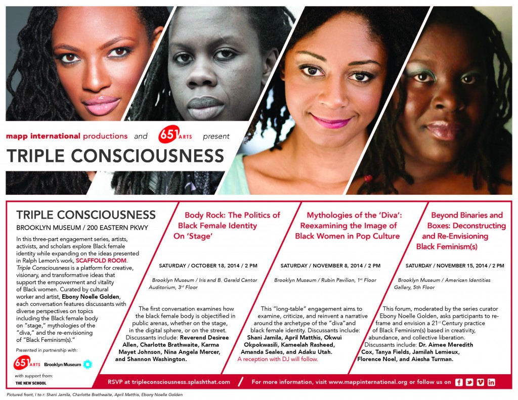 Triple Consciousness OnePager