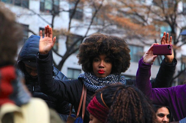 Millions march afro