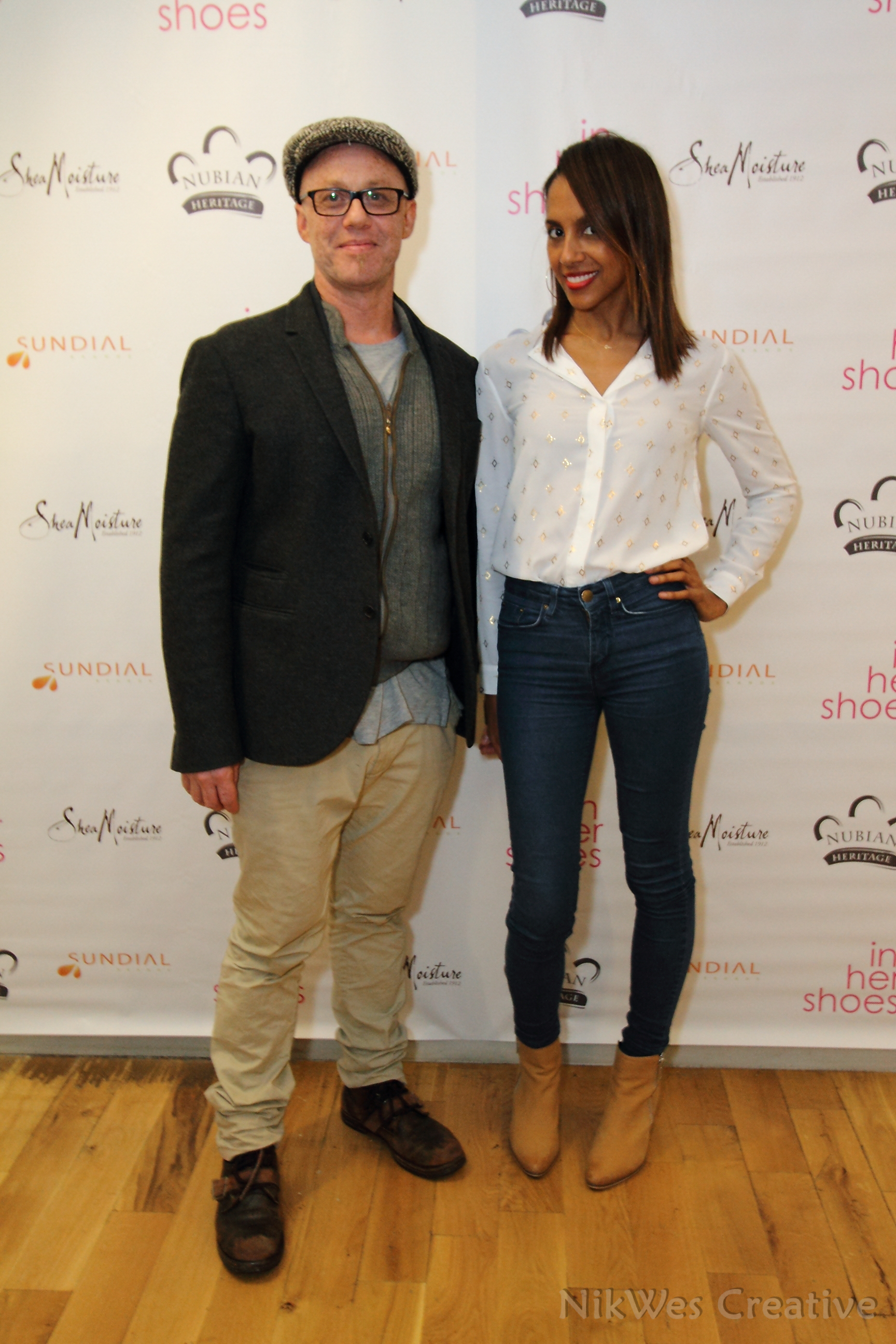 In His Shoes Event Dickey & Tia Williams