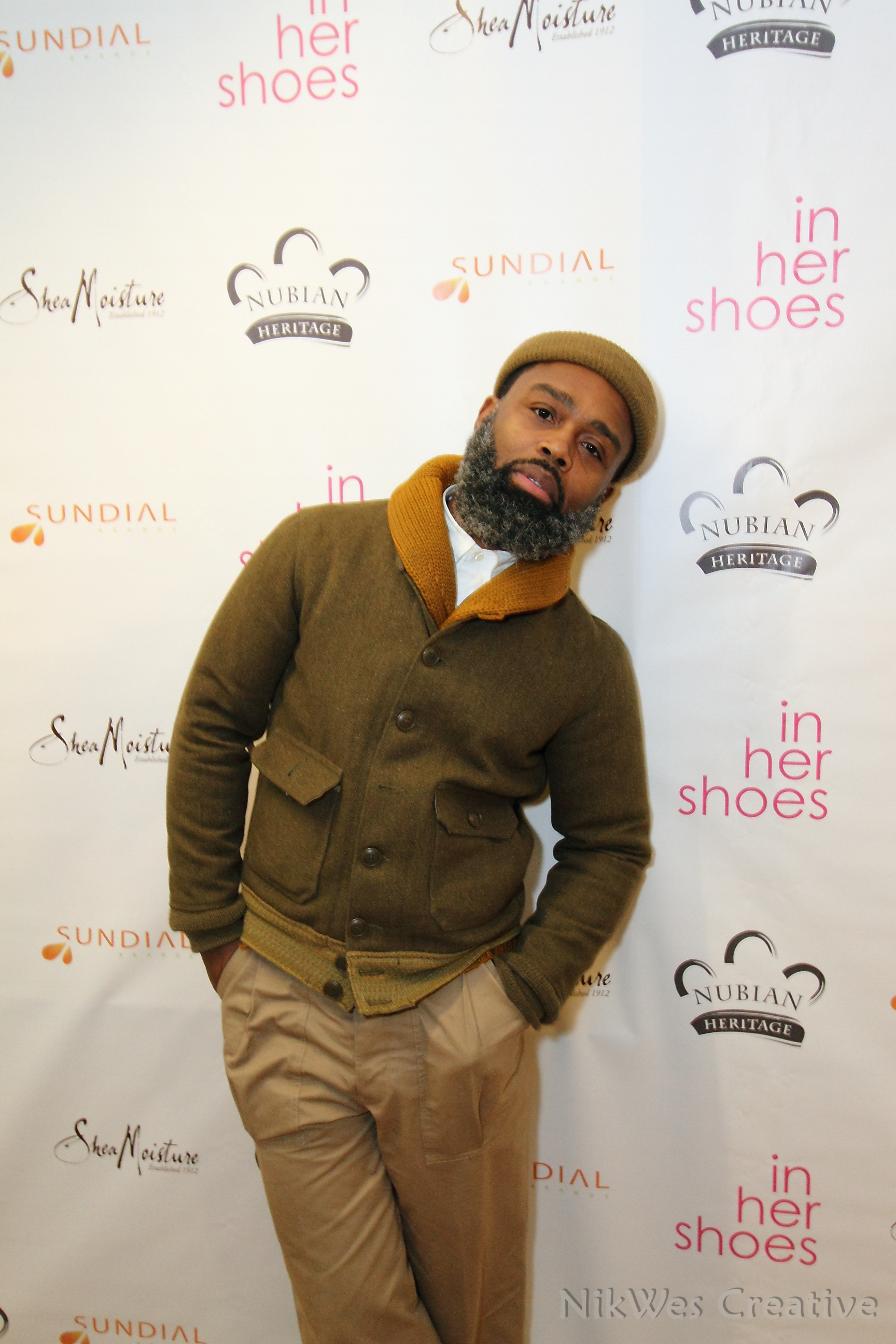 In His Shoes Event Ouigi Theodore