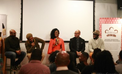 In His Shoes Event Renae on Panel