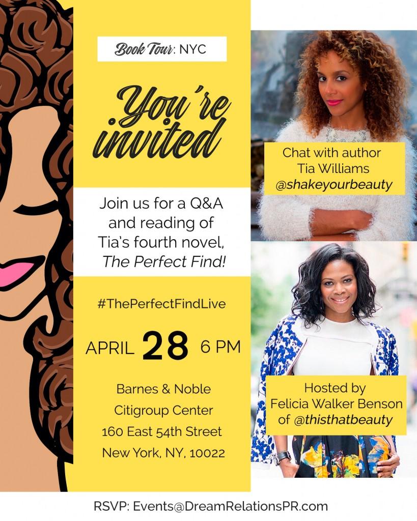 Tia NYC Invite