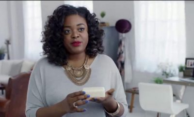 Christina Brown of LoveBrownSugar Shines Bright in New Dove Ad Campaign