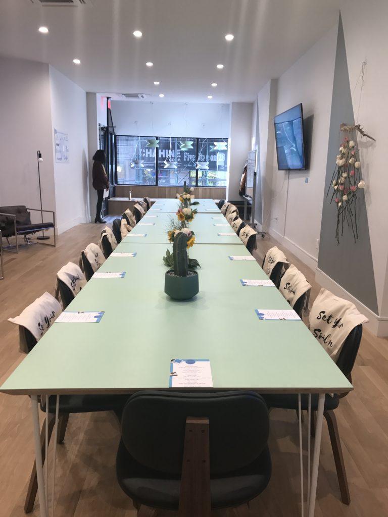 Tamera Conference Table
