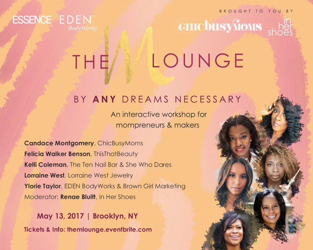 The M Lounge Invitation 5.13.17
