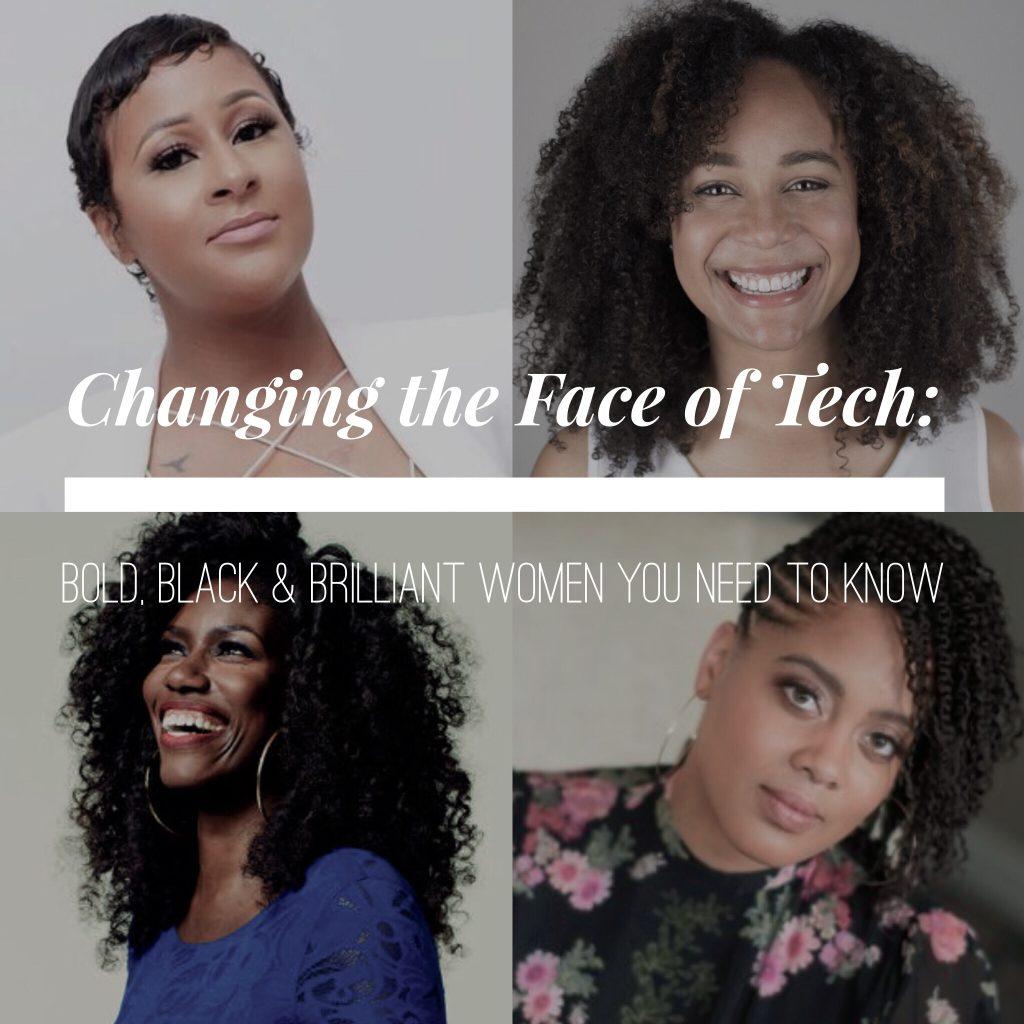 Black Women in Tech Artwork