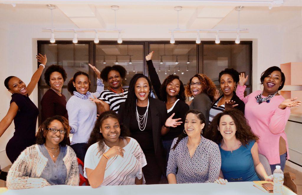 Kim Brown Workshop in NYC