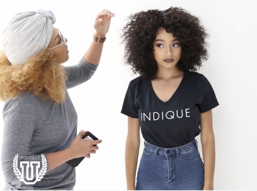 Building A Hair Extensions Empire With Ericka Dotson Of Indique Hair